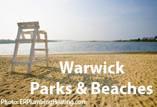 Warwick Parks & Beaches