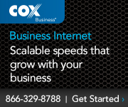 High Speed Internet by COX Business