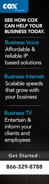 COX Voice - Internet - TV for Business
