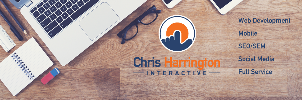 Thank You Chris Harrington Interactive