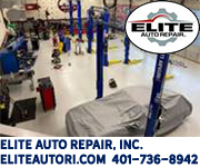 Elite Auto Repair Garage Bays
