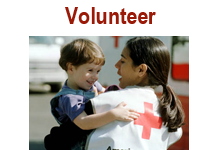 Volunteer to serve in an emergency