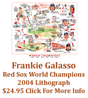 Frankie Galasso Red Sox 2004