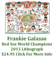 Frankie Galasso Red Sox 2013