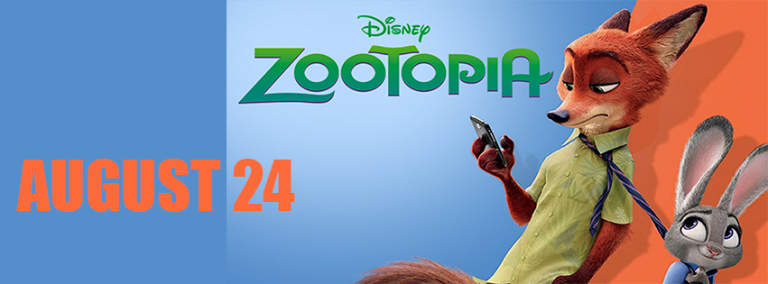 Movies in the Park - Zootopia