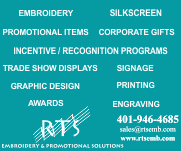 RTS Embroidery and Promotional Solutions