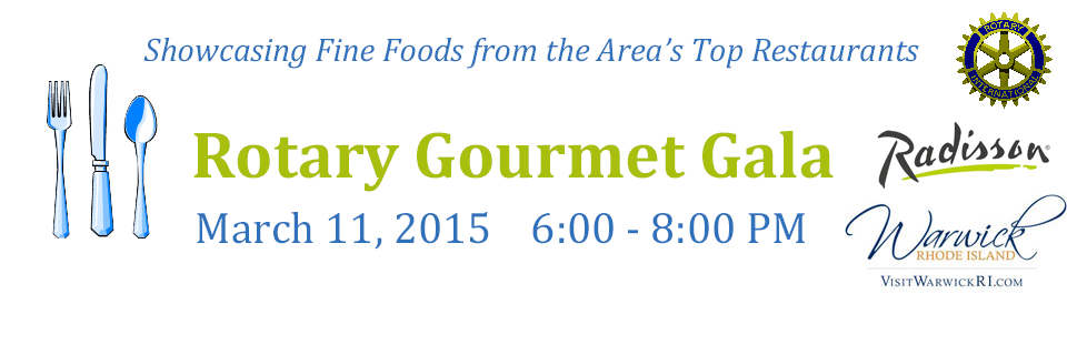 Rotary Gourmet Gala