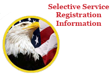 Registration Information for Selective Service