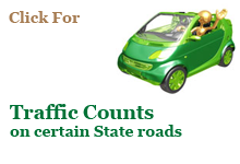 Traffic Counts - State Roads