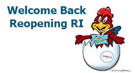 Welcome Back - Reopening Rhode Island