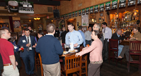 Young Professionals Connect at RiRa
